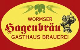Logo von Hagenbräu Gasthaus Worms GmbH & Co. KG